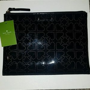 NWT, Kate Spade Large Pouch